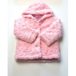 Manteau Tom et Kiddy fille 24 mois
